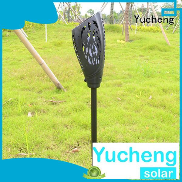 square hookbritem mode solar garden lanterns Yucheng Brand company