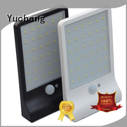 Yucheng wireless solar led lights outdoor wholesale for pathway