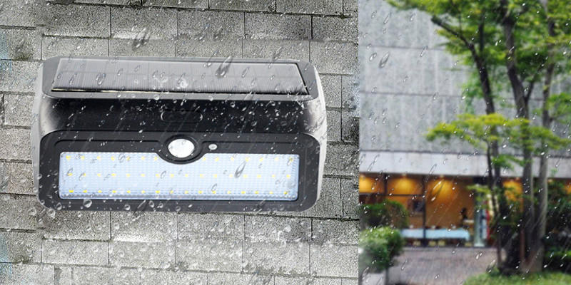 Yucheng semicircular solar outdoor wall lights wholesale for garden-3