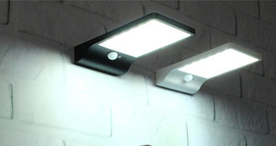 Yucheng semicircular solar powered security lights supplier for stair-3