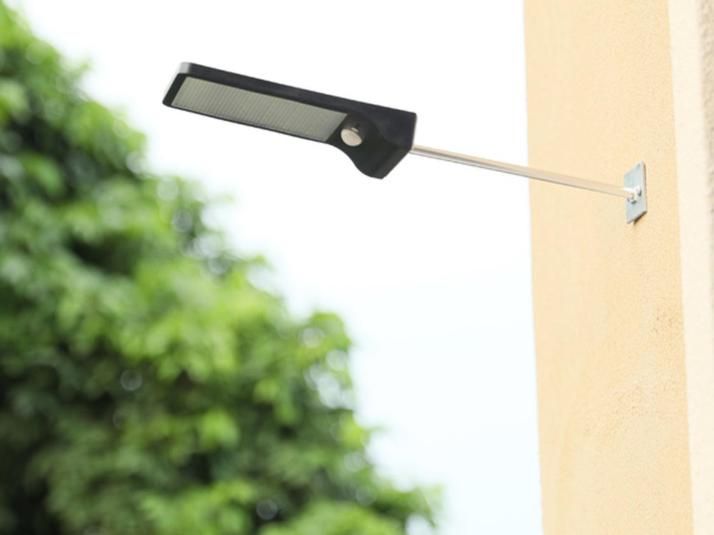 Yucheng semicircular solar powered security lights supplier for stair
