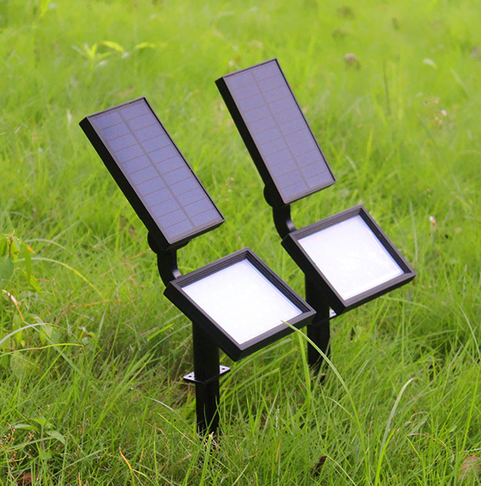 cost-effective solar powered spotlights factory direct supply for home-7