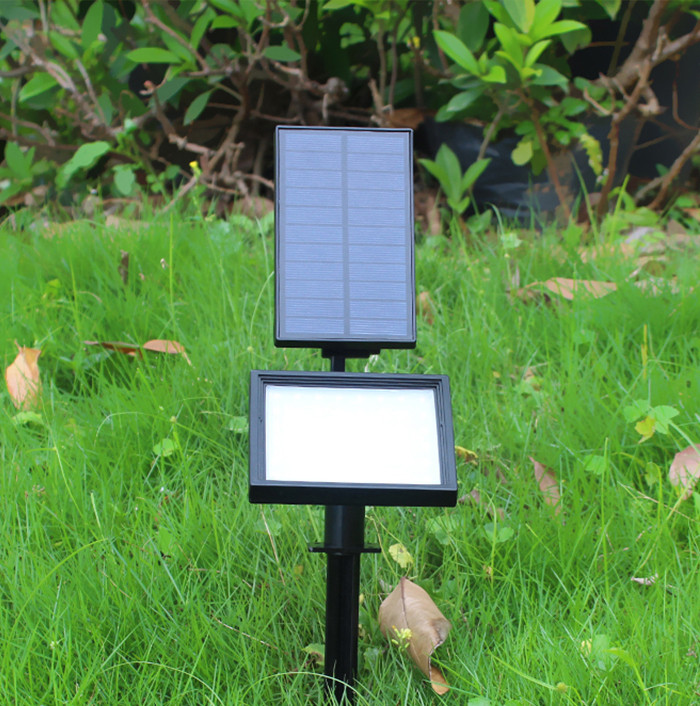 Yucheng solar powered spotlights series for park-9