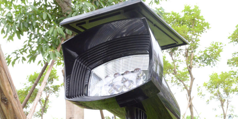 Yucheng solar led garden lights supplier for garden