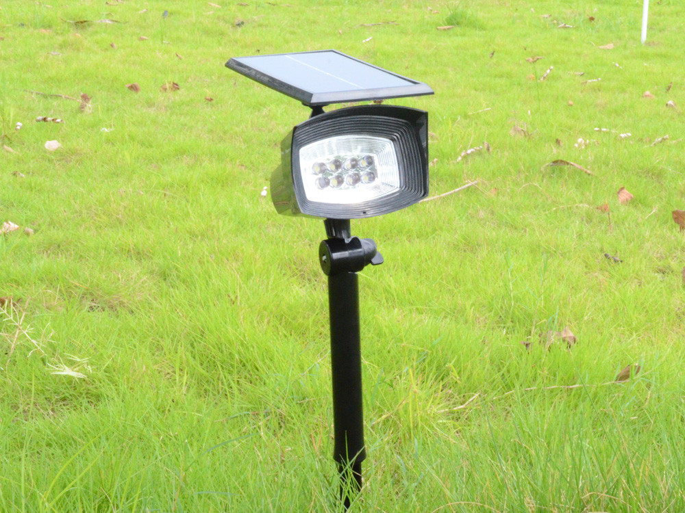 Yucheng intelligent control solar led garden lights customized for park-9