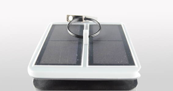 Yucheng convenient solar flame light series for park-3