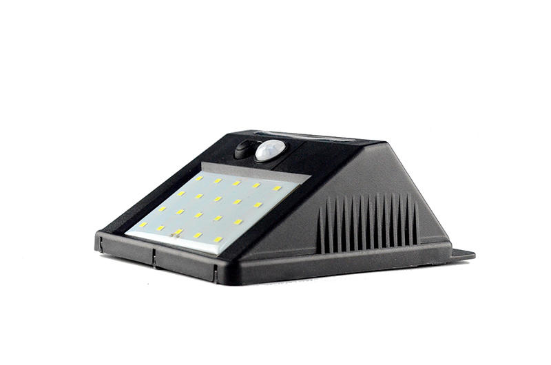 square solar garage lights supplier for garden