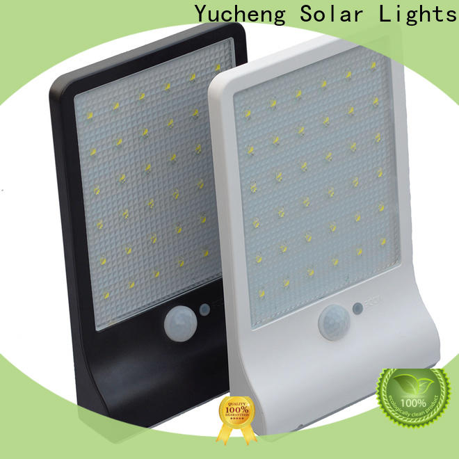 latest solar outdoor wall lights customized for stair