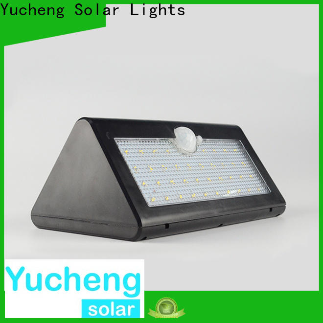 high-quality outdoor solar wall lights customized for pathway