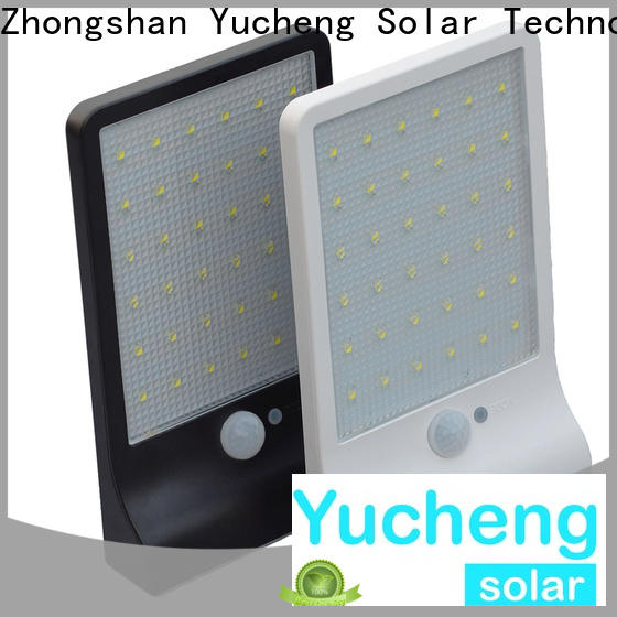 top solar wall sconce with good price for pathway