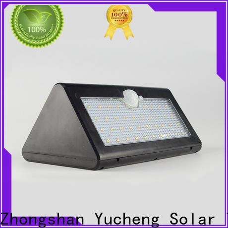 new solar outdoor wall lights series for stair