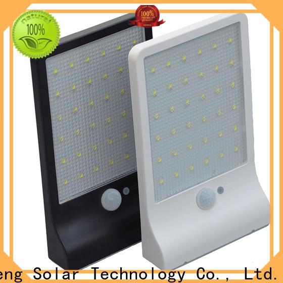 Yucheng solar wall sconce manufacturer for docks