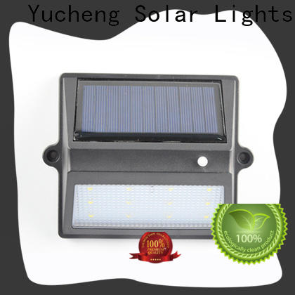 best solar garden fence lights supplier for outdoor