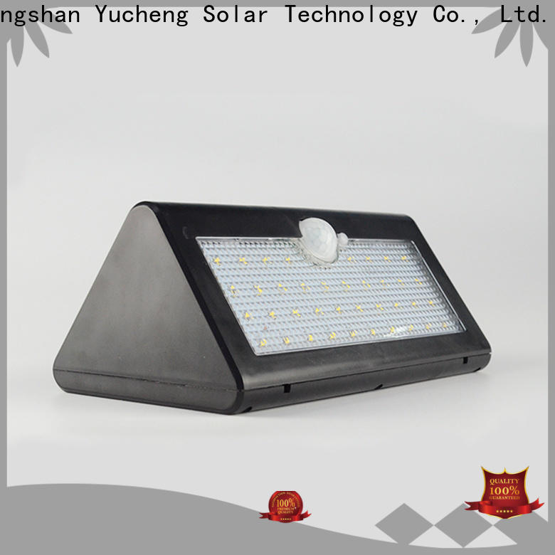 new solar powered security lights manufacturer for stair