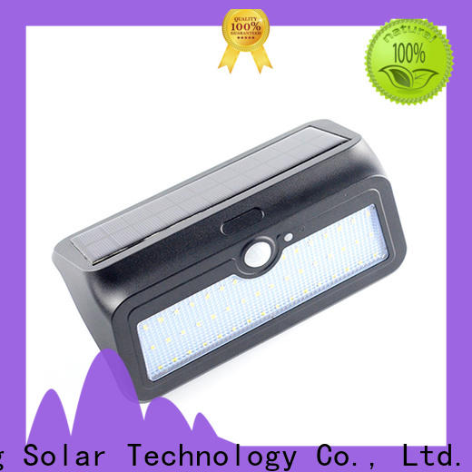 best solar outdoor wall lights customized for stair