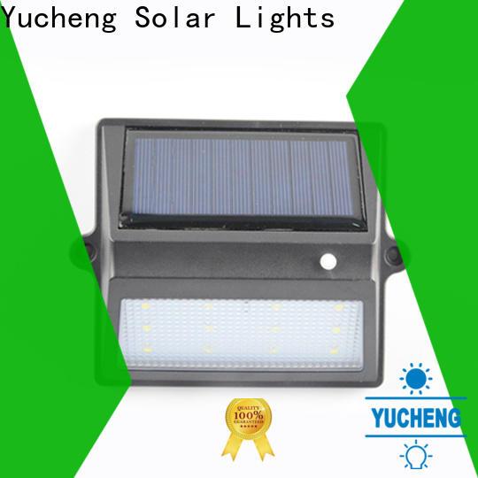 latest solar garden fence lights manufacturer for garden