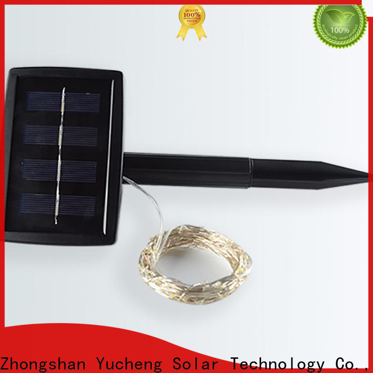 top outdoor solar string lights with good price for shop windows