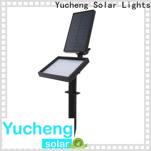 latest outdoor solar spot lights with good price for home