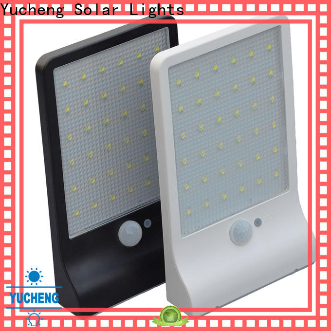 wholesale solar sensor light customized for docks