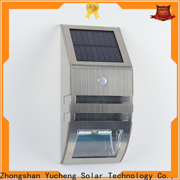 high-quality solar led lights outdoor manufacturer for stair