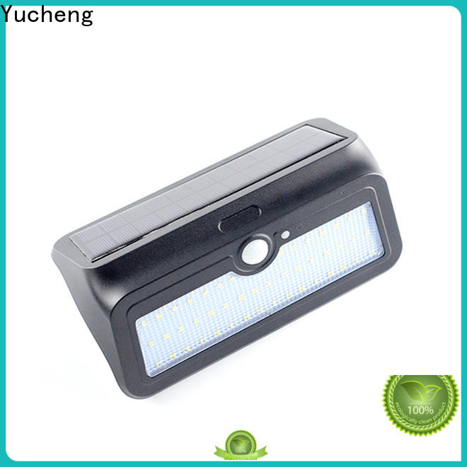 best solar wall sconce factory direct supply for docks