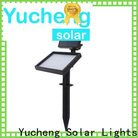 high-quality led solar spotlights outdoor supplier for wall