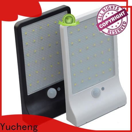 top solar wall sconce factory direct supply for pathway