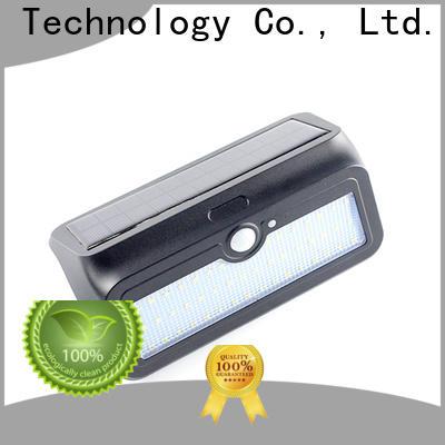 Yucheng custom solar powered sensor light supplier for docks
