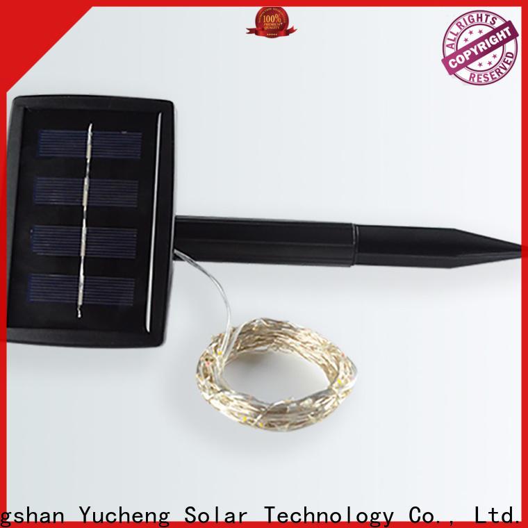 new solar powered christmas lights manufacturer for shop windows