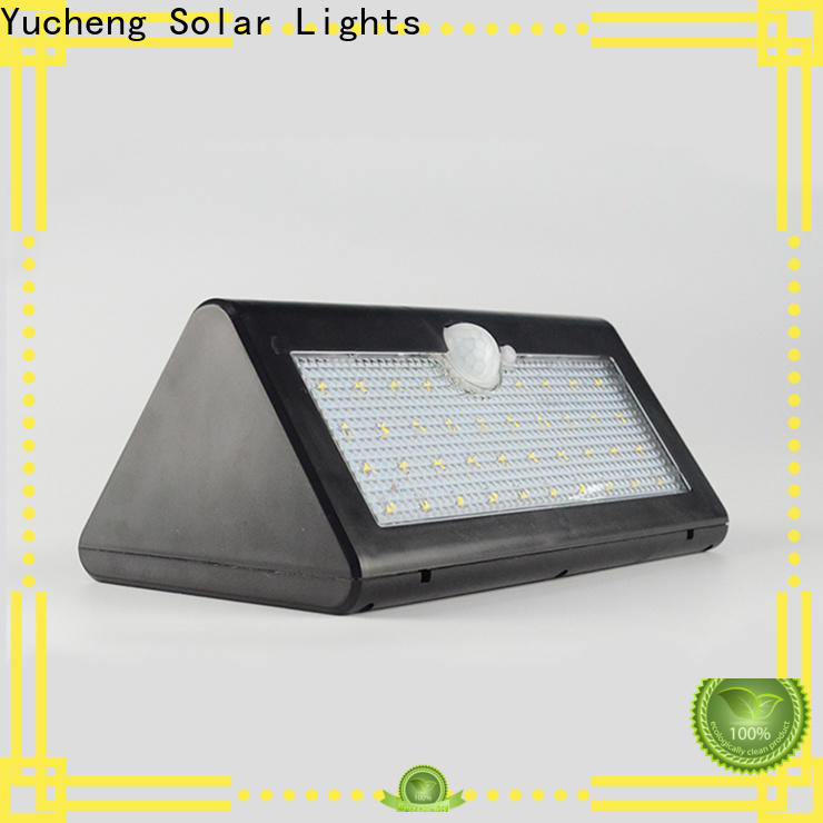 latest solar led lights outdoor customized for stair
