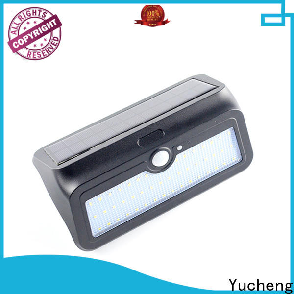 high-quality outdoor solar wall lights customized for garden
