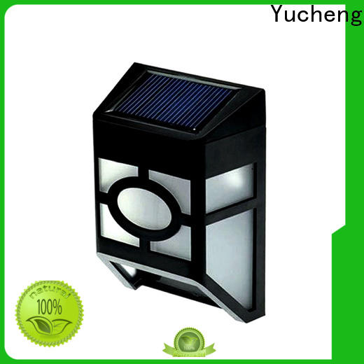 best solar garden fence lights directly sale for outdoor