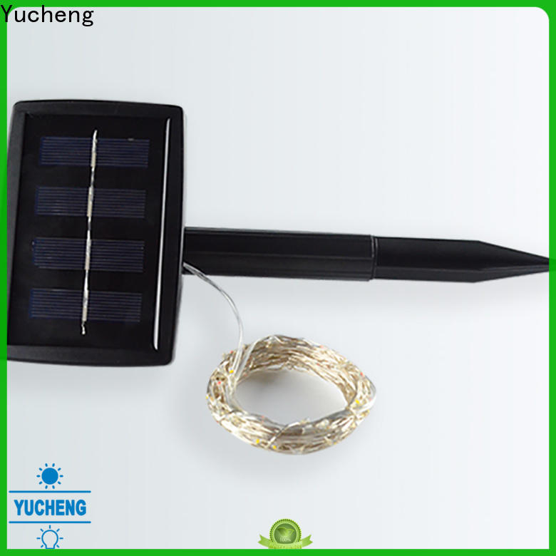 high-quality solar powered christmas lights series for shop windows