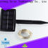 wholesale solar lights string supplier for courtyards