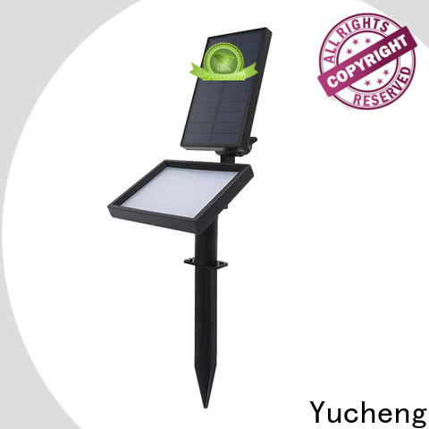 Yucheng solar lawn lights supplier for home