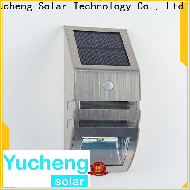 best solar powered led lights outdoor factory direct supply for stair