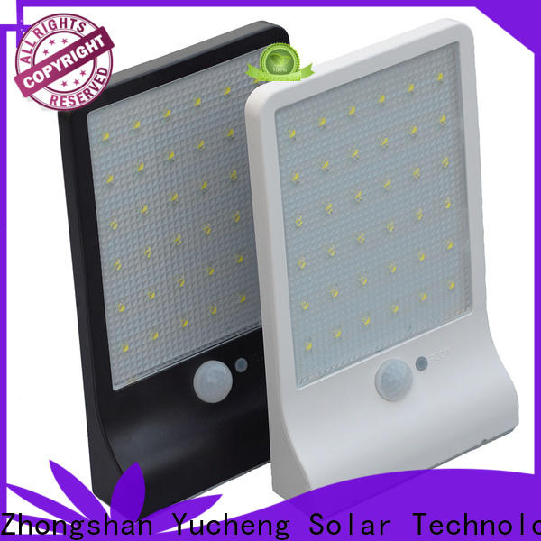 high-quality solar garage lights supplier for pathway