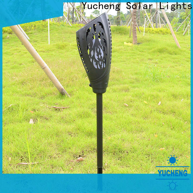 wholesale solar flame light factory direct supply for garden