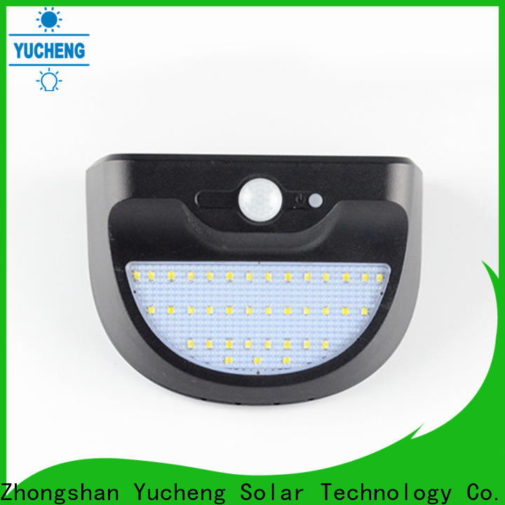 best solar garage lights supplier for docks