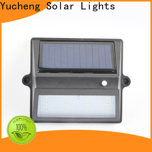 wholesale outdoor fence lighting with good price for home
