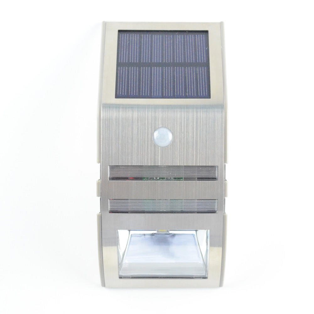 Yucheng square solar sensor lights outdoor manufacturer for pathway-1